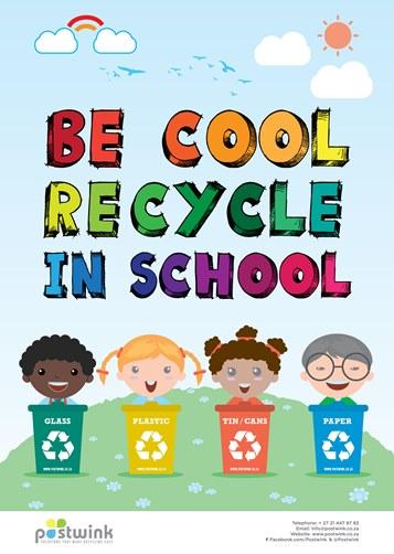 postwink school poster