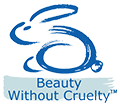 Endorsed by Beauty Without Cruelty