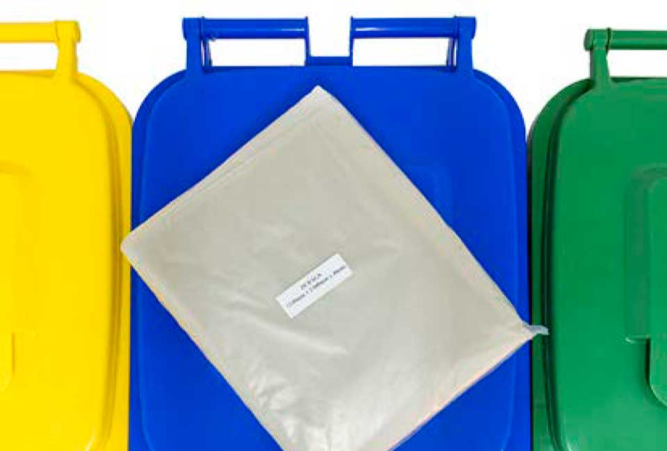 ppe disposable bags for wheelie bins