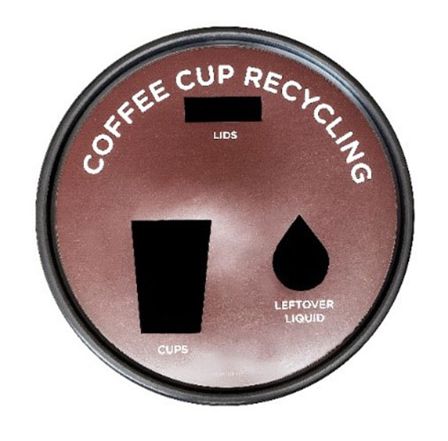 Coffee Ecocylinder (3 partitions)