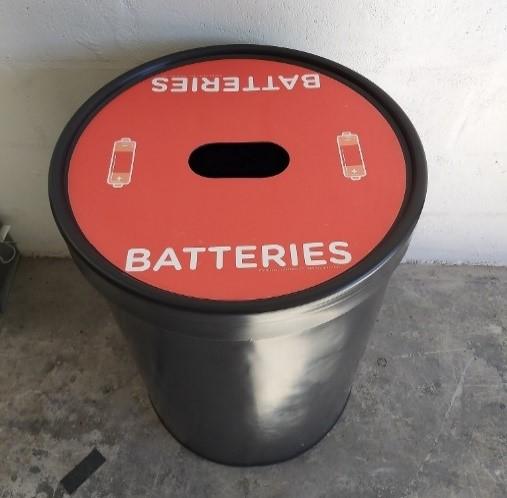 Battery Ecocylinder